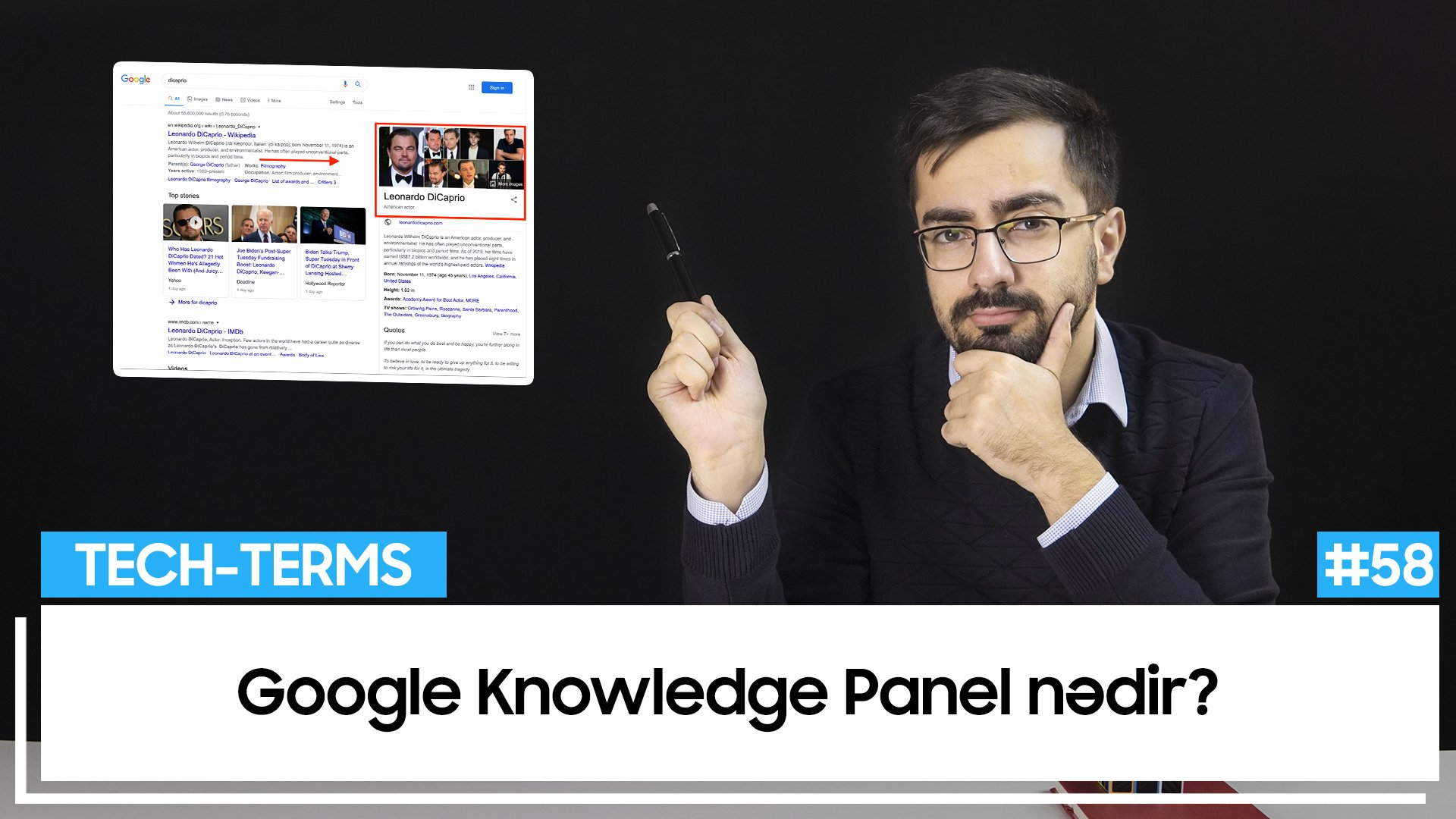 Google Knowledge Panel nədir?