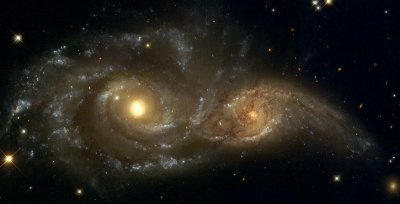 science, science news, astronomy, astronomy news, galaxies collide