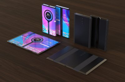 xiaomi, xiaomi foldable phone, xiaomi foldable phone 2020, xiaomi 2020, foldable phone