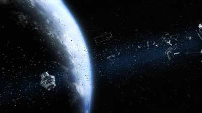 kosmik tullantılar, space junk, space debris, space debris problem