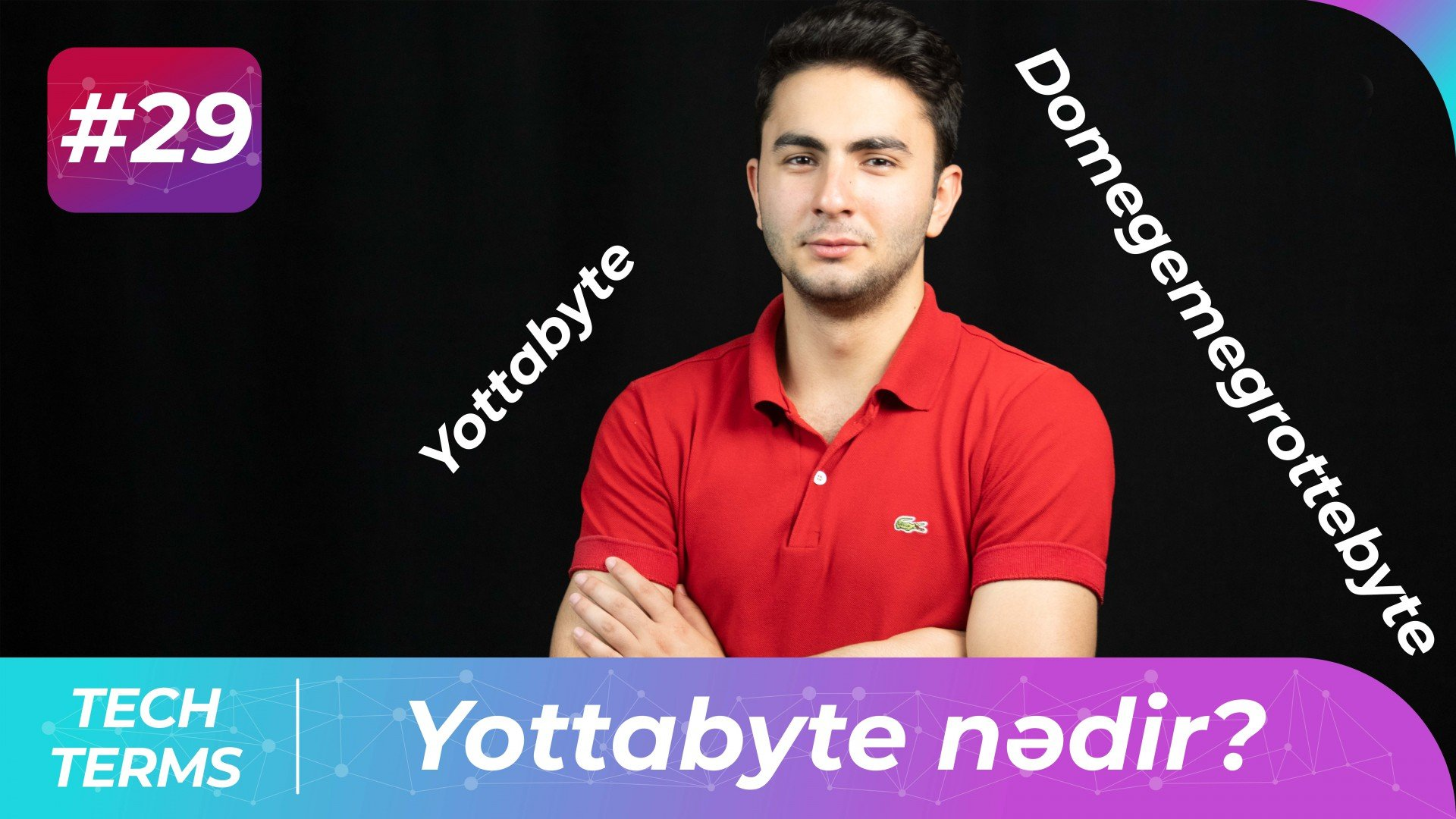 Yottabyte nədir? | Tech-Terms #29